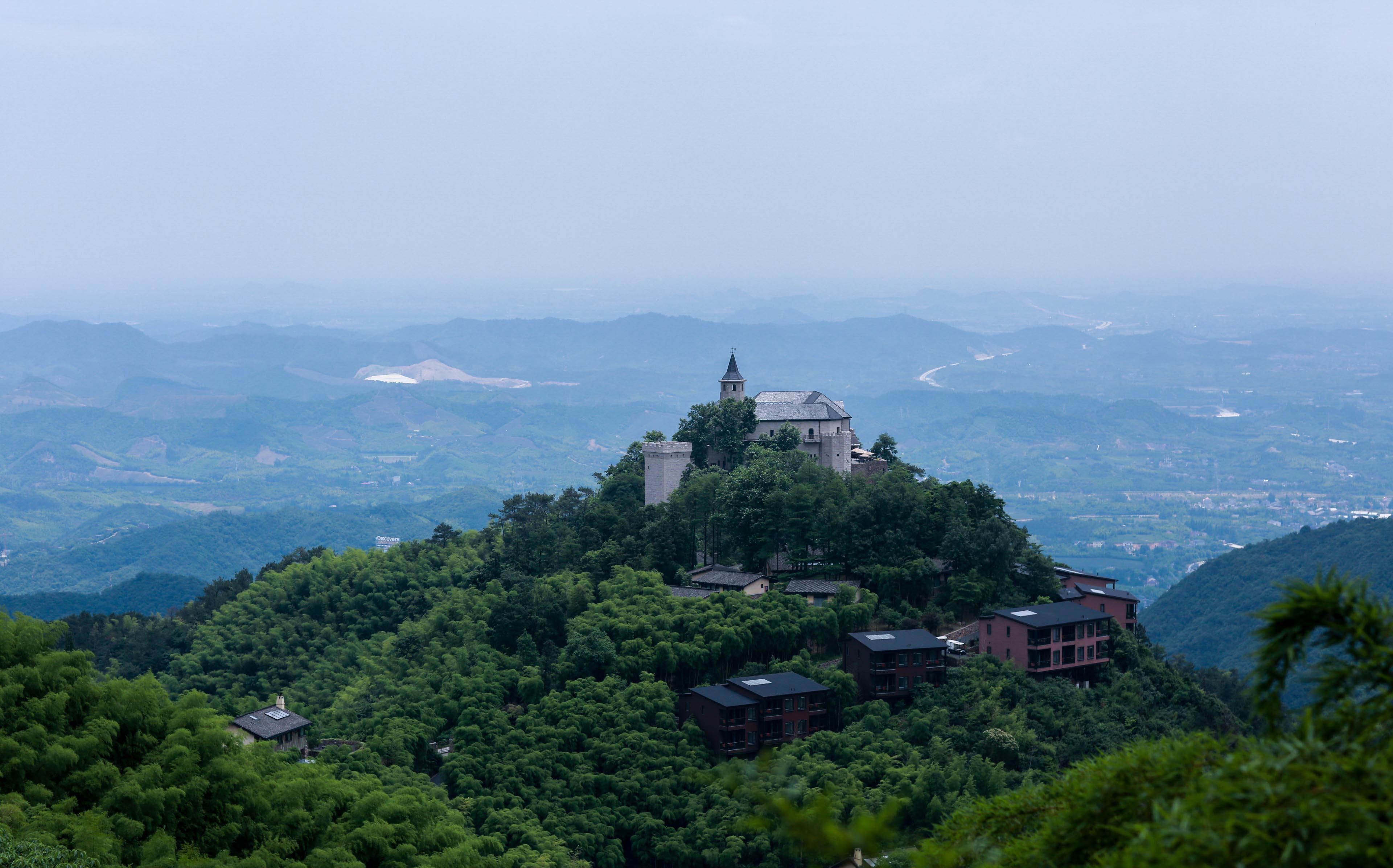 【小众莫干山】中国民宿聚集地,徒步莫干山风景区,私享精致民宿生活,一起去山里放个假!