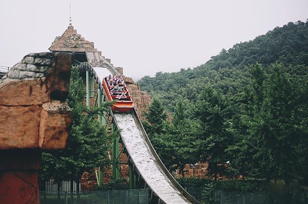 【多彩达蓬山】爆嗨欢湖乐园,千佛谷趣味团建,达蓬山温泉放松!