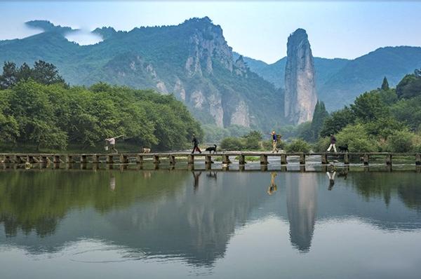 【丽水秘境】山耕深处的浙南秘境-丽水,走近国家级摄影基地,领略一幅天然画卷。
