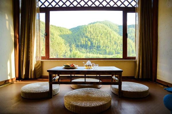 莫干山亲泉谷度假酒店